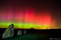 Aurora Borealis - Northern Ireland