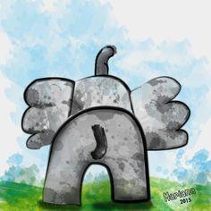 Fico el elefante