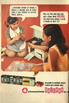 Propagandas Históricas: anos 60