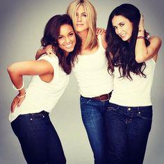 the girls..