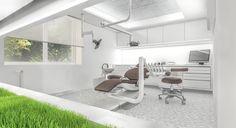 """Dentastic"" - dental clinic by Andi Buftea from Ezzo Design Timisoara"