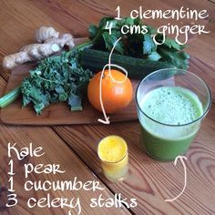 Juicing in the morning has become my biggest addiction (for about a year now)