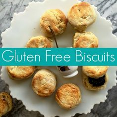 Excellent gluten free biscuit recipe from Spinach Tiger