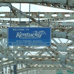 """Welcome to Kentucky: Unbridled Spirit, Birthplace of Abraham Lincoln"""