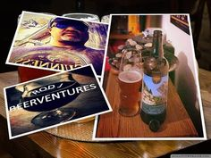 Rod J BeerVentures: Beer Review: Bloomington Rooftop IPA