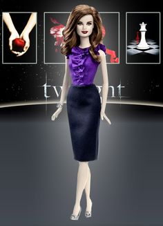 THE TWILIGHT SAGA ESME DOLL (Pre Order, Arriving Dec 11th)