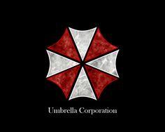 Create Umbrella Corporation logo in Photoshop CS3
