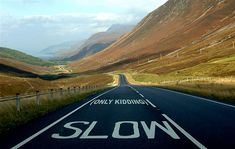 A little Scottish humor in the Highlands. :)