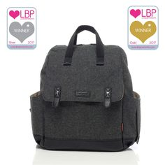 Robyn Convertible Backpack Tweed - Pre-order for late November - The Robyn - Changing Bags