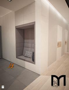 Hol / Przedpokój styl Nowoczesny - zdjęcie od Mart-Design Architektura Wnętrz - Hol / Przedpokój - Styl Nowoczesny - Mart-Design Architektura Wnętrz