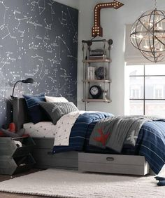 With traditional aesthetics and simpel particulars,who else can never get sufficient of some good 30 Cool Teenage Boy Room Decor Ideas for A Hard to Please Boy ?Hold scrolling for some severe interior inspo! Proceed to read. Boys Bedroom Decor, Trendy Bedroom, Bedroom Colors, Gray Bedroom, Boys Space Bedroom, Modern Bedroom, Teen Bedroom Boys, Teen Boy Rooms, Boys Bedroom Furniture