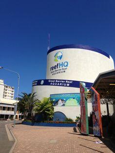 Reef HQ Aquarium in Townsville, Queensland