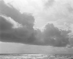 from besson beach looking toward the north jetty 19901991 tirage argentique robert adams