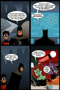 The perfect crime, Gotham style, from David Willis