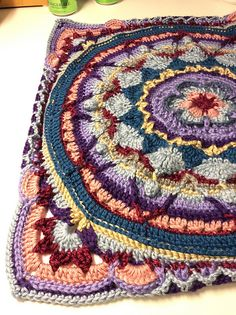 Ravelry: Project Gallery for Sophie's Universe CAL pattern by Dedri Uys simply soft