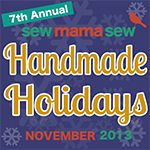 The Ultimate Handmade Holidays List 2013 | Sew Mama Sew |