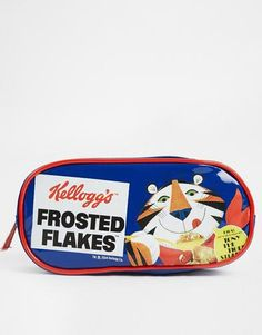 Kellogg's Frosties Make Up Bag #bag #women #covetme #asos