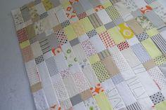 Strips and Bricks Version 2.0 by stitchindye, via Flickr