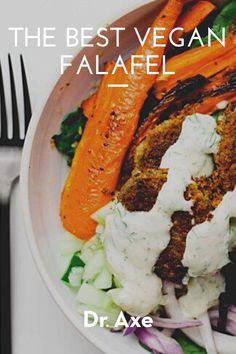 You'll be surprised at how simple homemade falafel is to make. This recipe is paleo and meat-free! What Is Falafel, How To Make Falafel, Paleo Ranch Dressing, Vegan Falafel Recipe, Cauliflower Tabbouleh, Paleo Flour, Middle Eastern Restaurant, Cucumber Tomato Salad, Fava Beans