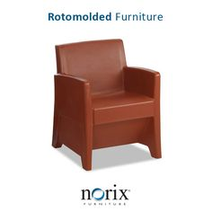 5 Advantages of Rotomolded Furniture --  Short for rotational molding, rotomold is the process of creating one-piece products by using a hollow mold that is filled with polyethylene, nylon, polycarbonate or some other material then heated and rotated. In this blog post, we detail five advantages to having rotomold furniture in your intensive-use facility.  http://blog.norix.com/2013/08/5-advantages-of-rotomolded-furniture