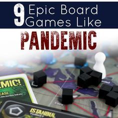 Love Pandemic but ready to try something new? Curious if there are more games out there or overwhelmed by the sheer number of games you could try? Check out these 9 Epic Games Like Pandemic! This post about games like Pandemic includes affiliate links. Why? Because I want to. But you can find out more ... Read more...