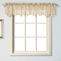 United Curtain Co. Savannah Valance