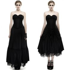 The sorceress Punk Rave Dress