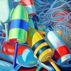 paintings of buoys - - Yahoo Image Search Results