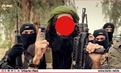 ھەركی نێت - ھەواڵ     لە گرتە ڤیدیۆیەك كە ھەركی نێت بەردەستی كەوتووە، چەند چەكدارێك كە پێدەچێ سەر بە حەشدی شەعبی بن چەكدارێكی داعش...