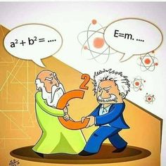 Math Jokes: 101 Silly Jokes and Puns to Make Students Laugh - Mathe Ideen 2020 Funny Math Posters, Funny Math Jokes, Math Cartoons, Physics Jokes, Math Comics, Math Puns, Science Puns, Math Memes, Nerd Jokes