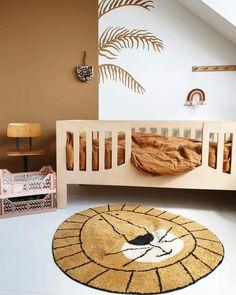 Baby Bedroom, Baby Boy Rooms, Kids Bedroom, Safari Room, Baby Room Neutral, Baby Room Design, Toddler Rooms, Nursery Room Decor, Girl Room