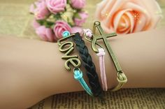 European and American fashion jewelry by Perfectpersonality, $3.99