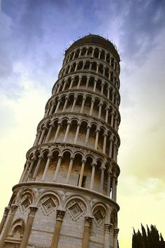 The Leaning Tower Of Pisa Tuscany Italy - - three days in Tuscany, three in Milan