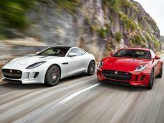 Jaguar F-Type Coupe 2015
