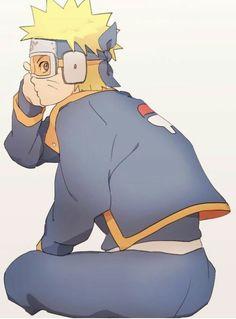 Naruto uchiha- Obito uzumaki