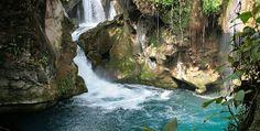 cascadas de tamasopo y puente de dios en la huasteca potosina