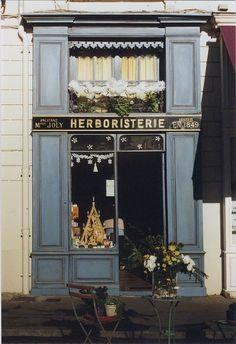 Herboristerie. #windowshopping