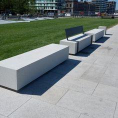 Urban Furniture, Street Furniture, Outdoor Furniture, Belgium, Public, Space, Architecture, Banks, Urban