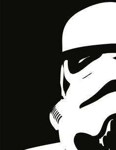 Mr Stormtrooper by BlueWho.deviantart.com