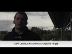 Mark Cueto - Sale Sharks #Rugby Player - talks about #FireflyRecovery.