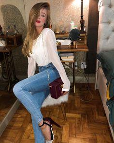 Stylish Girls Photos, Girl Photos, Fashion Beauty, Girl Fashion, Womens Fashion, Hollywood Dress, Kendall Vertes, Black And Blonde, Instagram Pose