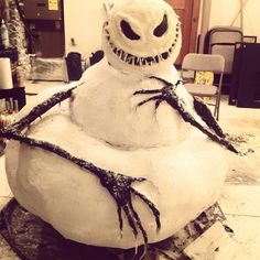 Halloween and Christmas, oh yay.