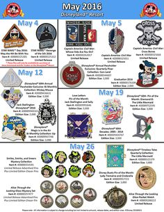 2d5ffbf45d3 22 Best Disney Pins - Limited Edition Release images