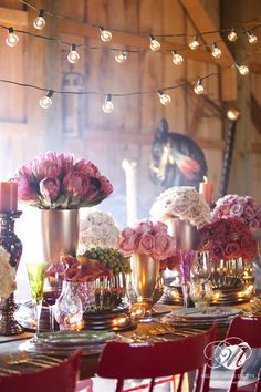 CIRCUS LIGHTS, Editorial featured in Wedluxe Magazine by Melissa Andre Events