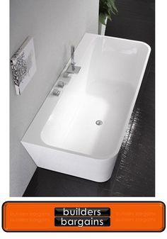 Marbletrend 1500 X 720 X 420mm 215L Project Acrylic Bath I