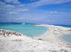 Illetes beach, Formentera; Spain