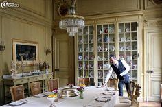 Salon Napoléon III de l'Hôtel La Mirande en Avignon