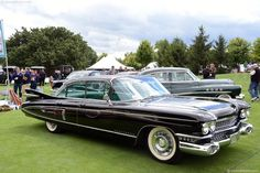 Cadillac Fleetwood Sixty Special 1959 - source Palm Springs Automobilist.
