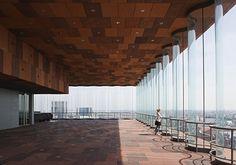 Museum aan de Stroom, Antwerpen, Neutelings Riedijk Architecten (2010/'2006).