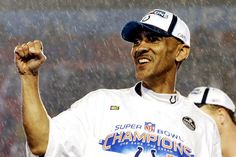 (22)  Super Bowl XLI: Indianapolis Colts 29, Chicago Bears 17  Tony Dungy became the first African American coach to win a Super Bowl! kn